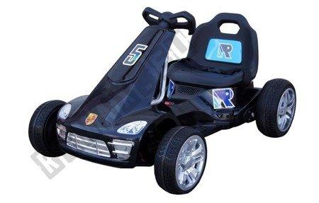 Fahrzeugbatterie Gokart 2,4 g schwarz