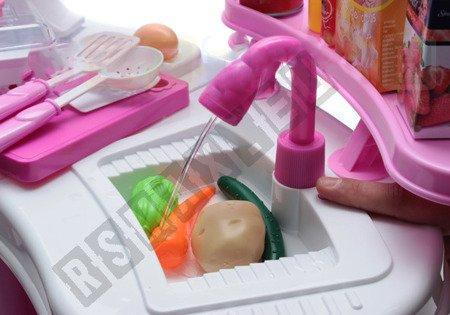 Stilvolle Küche Wasserhahn mit Wasser Accessoires Kinderküche Spielküche Super !