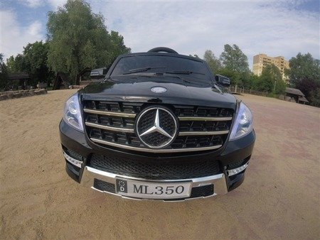 Auto na akumulator Mercedes-Benz ML350 AMG  biały