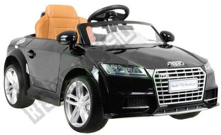 Audi TTS ROADSTER battery Black lacquered