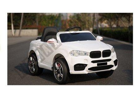 HL1538 White - Ride On Car