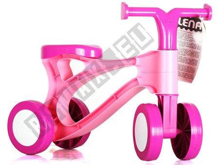 Mini bike to push pink