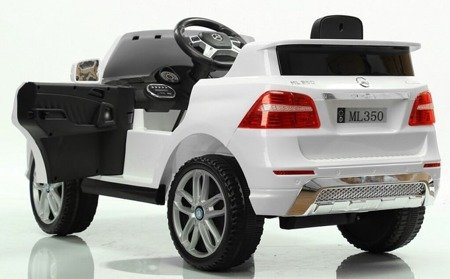 Auto battery Mercedes-Benz ML350 AMG white