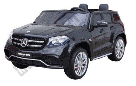 Auto on battery Mercedes GLS63  black