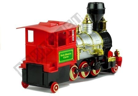 Big Train Battery Operated with Sound