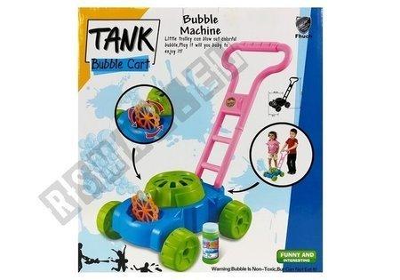 Bubble Maker Machine Mower Push Along