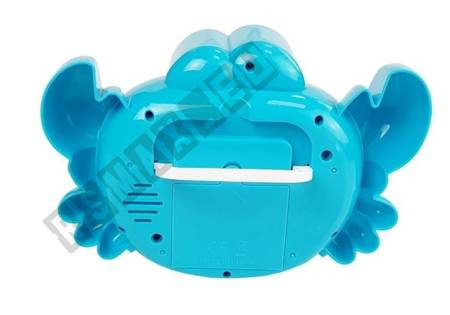 Bubble Making Machine Blower Solution Bubbles Maker Automatic Machine Crab Blue