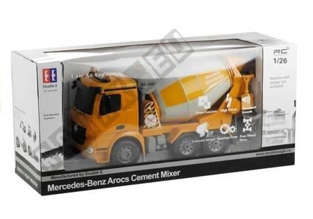 Cement Mixer Mercedes-Benz Arocs R/C 1/20 Model