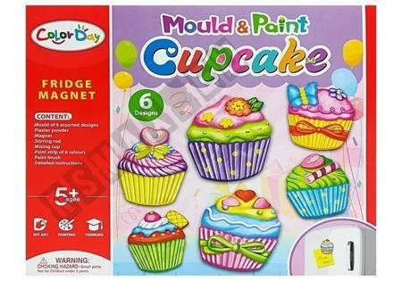 Creative Set DIY Casting Cupcakes