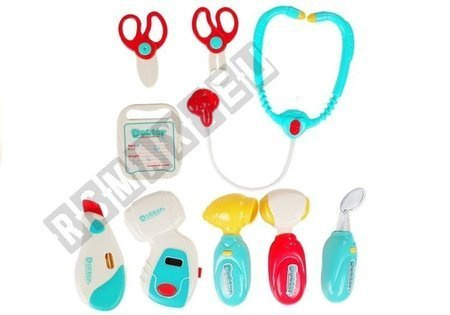 Doctor Set Role Playing Toy Clinic Toys