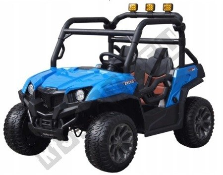 Double car for a Buggy 4x45W blue battery