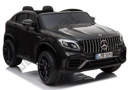 Electric Ride-On Car Mercedes GLC 63S QLS Black Painted