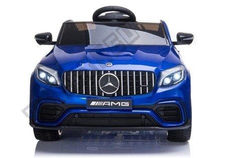 Electric Ride-On Car Mercedes GLC 63S QLS Blue