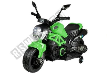 Electric Ride On Motorbike GTM1188 Green