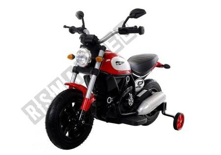 Electric Ride-On Motorbike QK307 Red