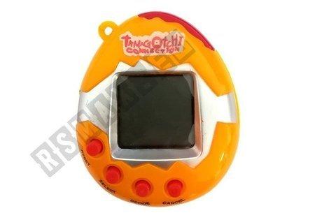 Electronic Animal Tamagotchi Orange