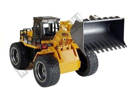 Excavator Bulldozer R/C Remote Control 2.4G 1:18