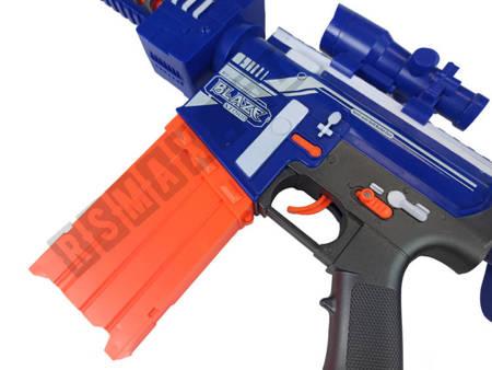 Foam Bullet Gun Rifle 20 pcs