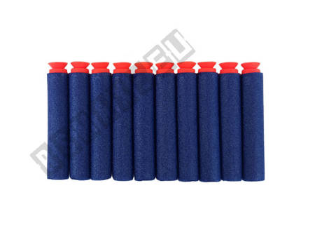 Foam Bullet Gun Rifle 20 pcs