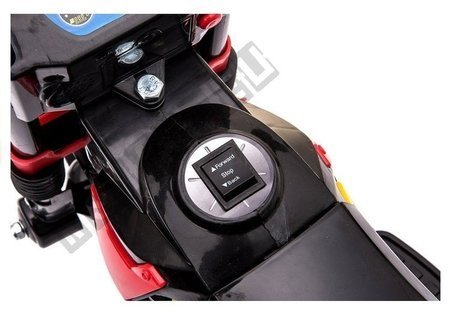 GTM2288 Electric Ride On Motorbike - Red