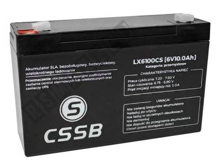 Gel Battery 6V10Ah For Electric Ride On Car