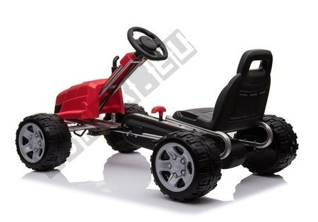 Go-Cart 1902 Red