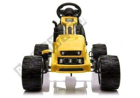 Go-Cart 1902 Yellow