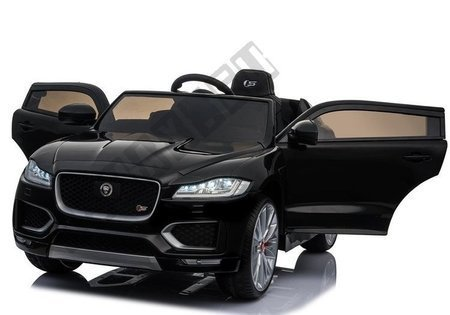 Jaguar F- Pace Electric Ride on Car - Black