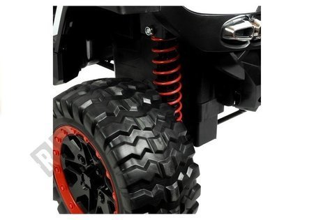 Jeep XJL-588 Electric Ride On The Car - Red