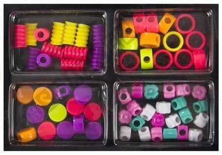 Jewellery Box With Beads Girls Crafts DIY Handmade Bracelets