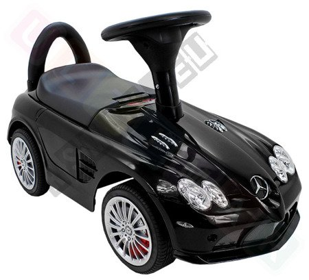 MERCEDES SLR McLAREN car pusher black