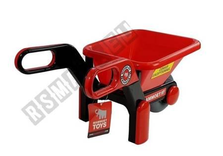 Mammoet Wheelbarrow Red Polesie 68538