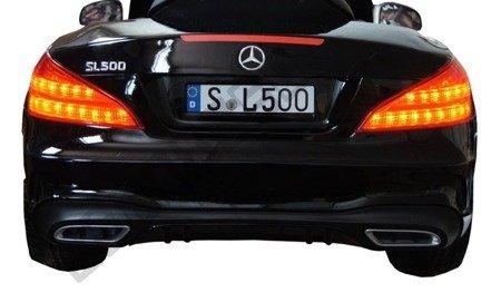 Mercedes SL500 battery 12V EVA black lacquer