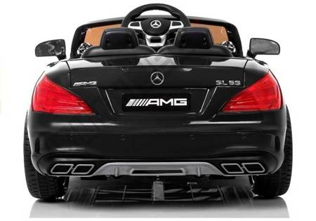 Mercedes SL65 Black  - Electric Ride On Vehicle