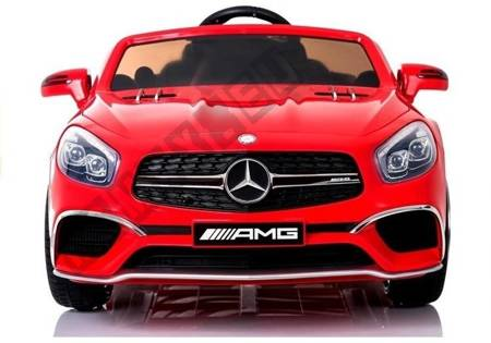 Mercedes SL65 Red - Electric Ride On Vehicle