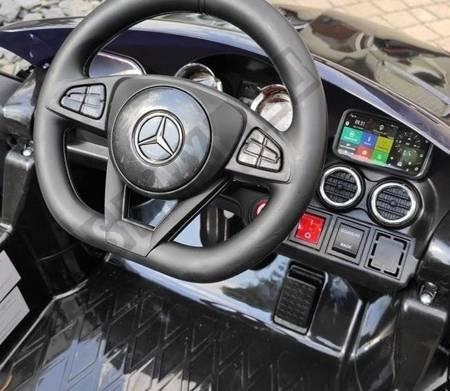 Mercedes SLS AMG GT R Black - Electric Ride On Vehicle