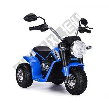 Motorbike on the battery  MiniBike blue !
