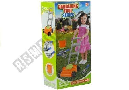 Mowel Set + Gardening Accessories