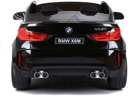 NEW BMW X6M Black - Electric Ride On Vehicle