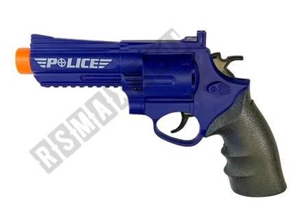 Police Play Set Rattling Raffle