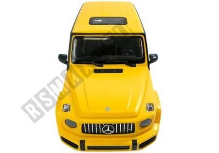 R/C Car Mercedes G63 R/C Rastar Yellow 1:14