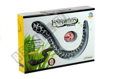 R/C Snake Remote Control Black
