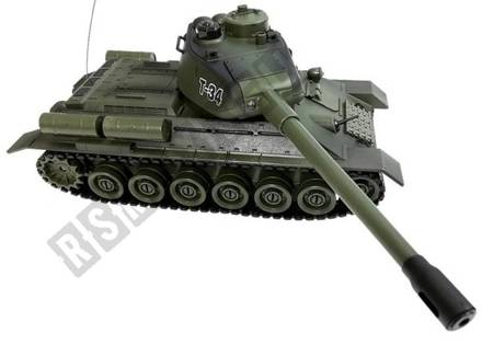 R/C Tank T-34 1:28 Olive Green