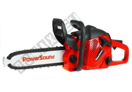 Realistic Big Chainsaw with Sound