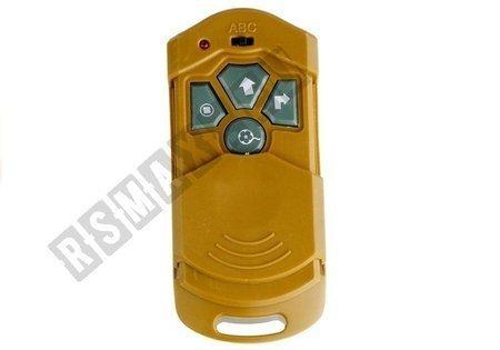 Remote Controlled Scorpion Remote R/C Walking&Glowing Claret