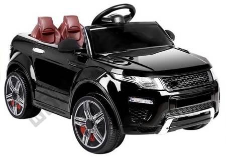 Ride Nn Car HL1618 Black Lights EVA-Wheels 2.4G Leather Seats FM USB SD