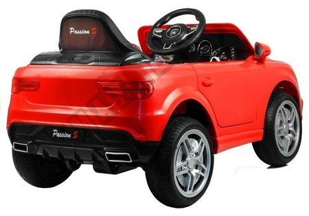 Ride On Car HL1558 Red