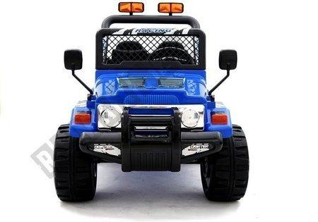Ride On Car Jeep Raptor S618 EVA Blue