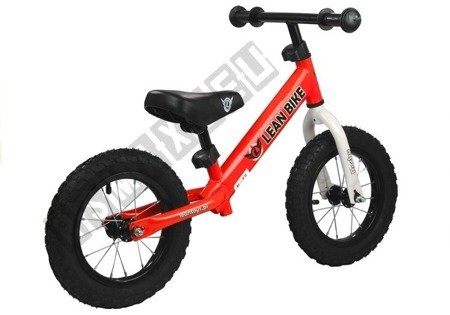 Running Bike ROCKY Red Pumped Wheels