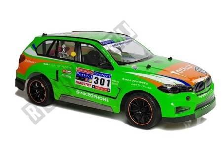 Sports Car R/C 1:10 2.4G Green